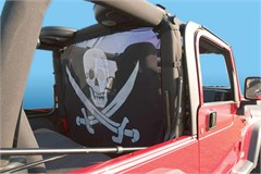 Jeep WindStopper, Pirate - Fits CJ, Wrangler YJ, TJ, LJ