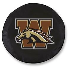 Western Michigan University Tire Cover