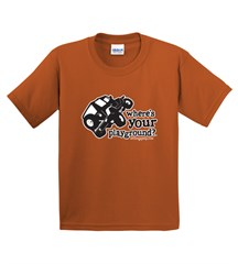 Where's Your Playground? Wrangler Youth Short Sleeved Shirt