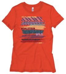 Wild Streak Junior's T-Shirt