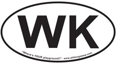 "WK Oval ""Euro"" Sticker for Jeep Grand Cherokee"