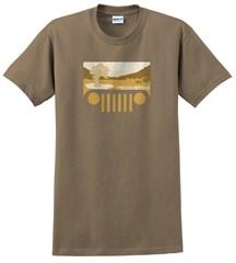 Yellowstone National Park Men's T-Shirt