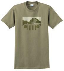 Yosemite National Park Men's T-Shirt