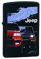 Jeep Cherokee Zippo Lighter