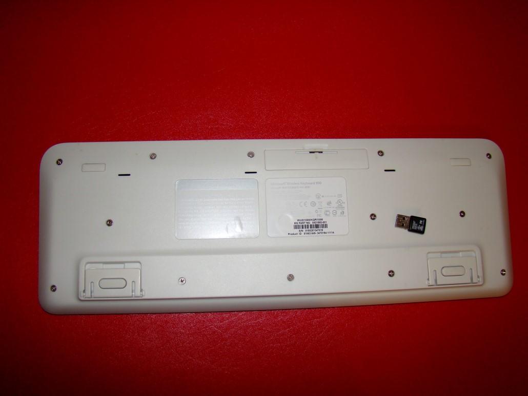 Microsoft Wireless Desktop 800 Keyboard 1455 X821893-001 keyboard ...