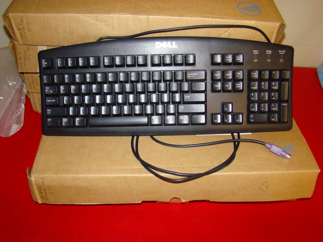 Dell keyboard model Rt7d30 driver