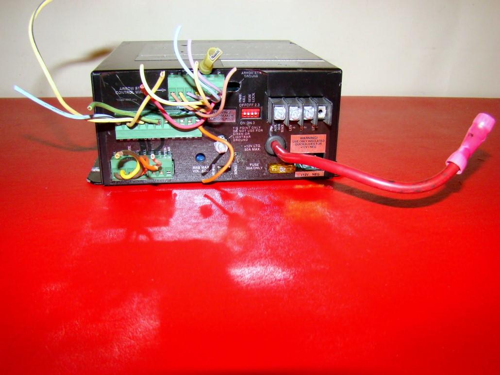 Code 3 Police Siren Model Pse 3999 Series Amplifier Actual Pictures