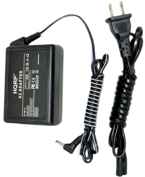Hqrp Ac Adapter For Jvc Gr