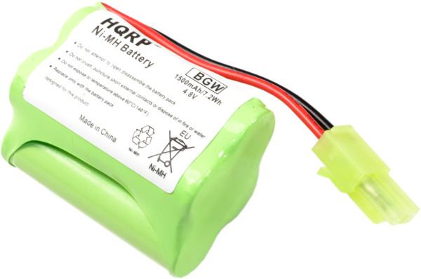Hqrp 4 8v Battery For Shark Floor And Carpet Sweeper Euro