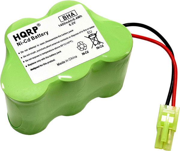 Hqrp Battery For Shark Xb2940 V2940 V1940 V2940c Cordless
