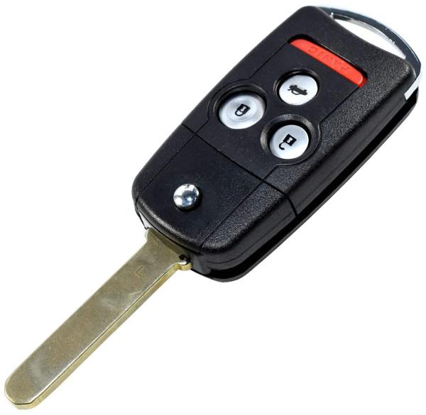 HQRP Flip Key Fob Keyless Entry For Acura MDX RDX TL TSX