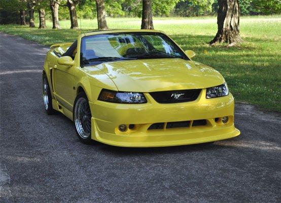 99 04 Mustang Cobra R Front Bumper Cervini S