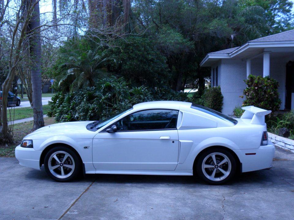 Mustang Cobra R Spoiler|Cervini's Auto Designs