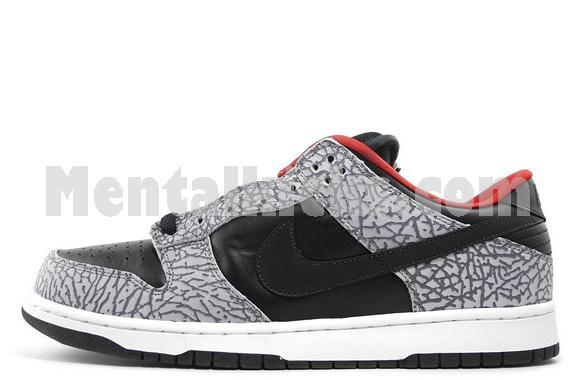 Supreme X Nike Sb Dunk Lav For Salg E6enA2