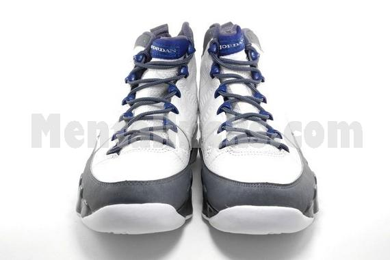 Air Jordan 9 Pedernal Gris LMg0n5