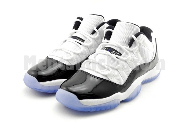 nike air jordan 11 retro low concord bg