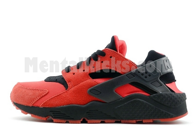 nike air huarache qs love/hate pack 700878-600