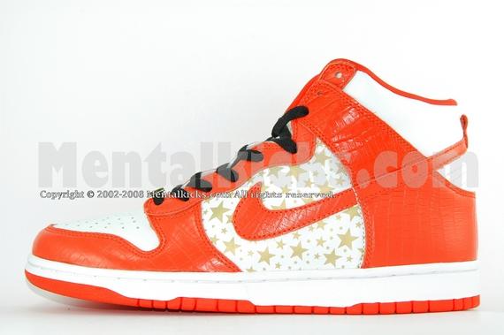 Nike Dunk High Pro Sb D'orange Suprême vente dernières collections Réduction en Chine recherche en ligne magasin à vendre D1OgO79k