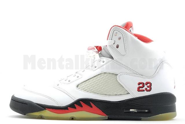 Air Jordan 5 Pack De Compte À Rebours
