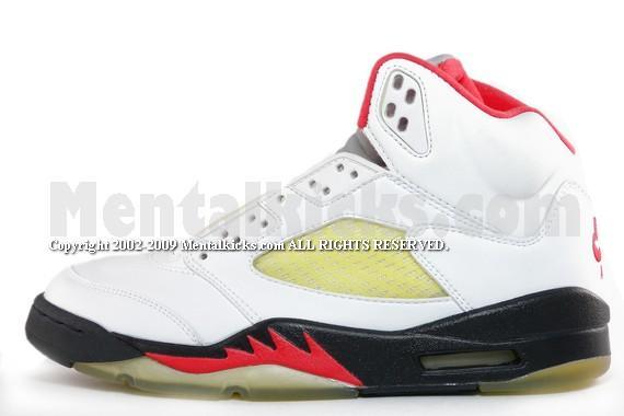 1999 Air Jordan 5 Retro