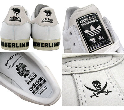 adidas gazelle berlin x neighborhood