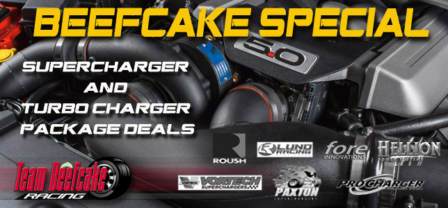 Beefcake Special Supercharger Kits | Best Pricing | Team Beefcake Racing