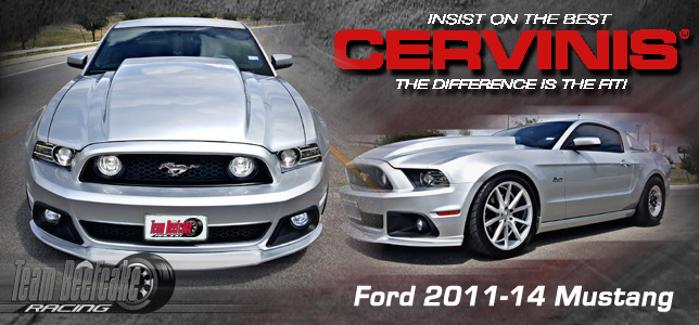 Cervinis Large Selection Turns Your Mustang From Boring Stock To A True Performance Machine Team Beefcake Racing Is An Factory Authorized Dealer For