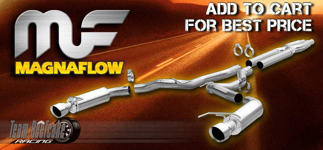 Magnaflow Exhaust Systems Sale