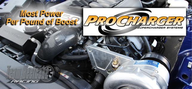 Procharger Superchargers 2015-2017 Mustang S550- FREE Shipping GT