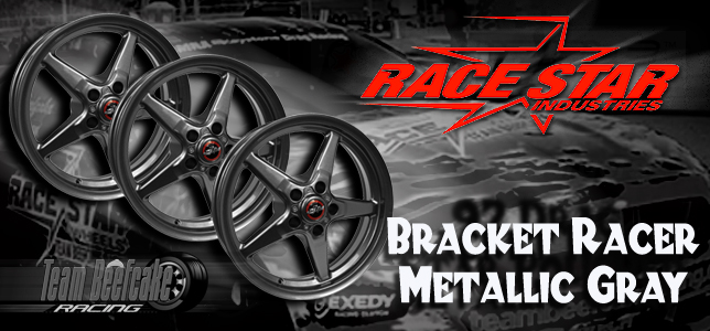Race Star Bracket Racer Wheelss