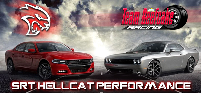 Dodge Hellcat Challenger and Charger Performance Parts