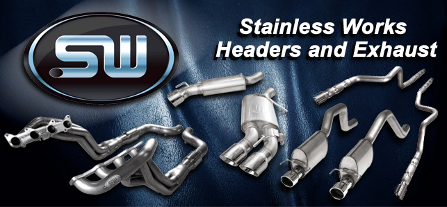Stainless Works Headers & Exhaust