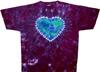 Mother earth tie dye shirt