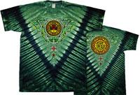 Grateful Dead Celtic Tie Dye T-Shirt