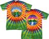 Grateful Dead Sunrise Waterfal tie dye t-shirt