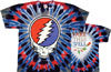 steal your feathers Grateful Dead Fare Thee Well tie dye t shirt