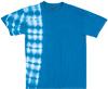 Blue x-ray shirt