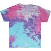 cotton candy tie dye shirts
