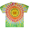 around the sun grateful dead tie dye t-shirts