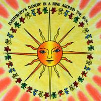grateful dead around the sun