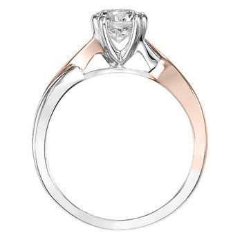 SOLITUDE Artcarved Engagement Ring - 31-V153E