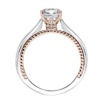 CAMERON ArtCarved Engagement Ring - 31-V589FRW-E