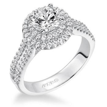 KRISTEN ArtCarved Engagement Ring