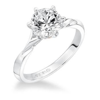 RORY Artcarved Engagement Ring - 31-V613-E