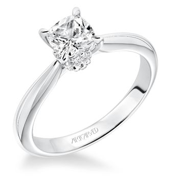 PAIGE Artcarved engagement ring - 31-V615-E