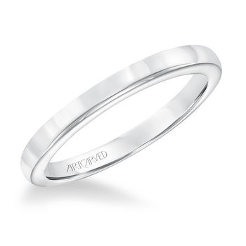 NELLY Artcarved matching wedding band - 31-V618-L