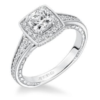 MILLICENT Artcarved Engagement Ring - 31-V630-E