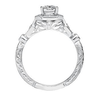 GEORGINA Artcarved Engagement Ring - 31-V634-E