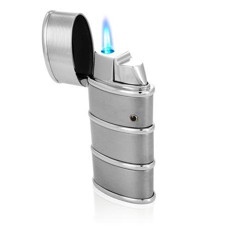 Tungsten Carbide and Black Diamond Lighter