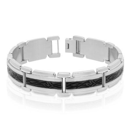TRITON Stainless Steel Tribal Bracelet Kahuna